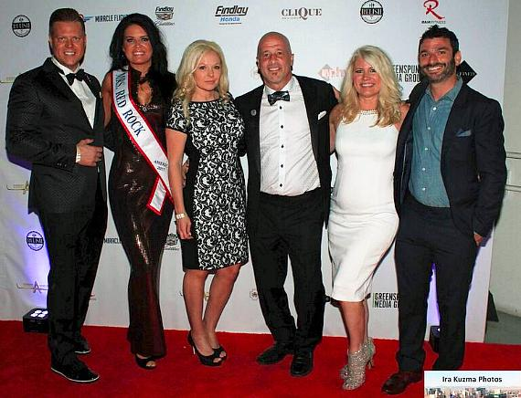 The Dream Flight Charitable Party in the Airline Hangar - Winners Receive Private Plane West Coast Foodie Flight