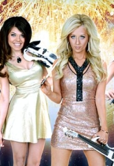 """Tonight the Bella Strings Electric Pop Violin Band Returns with a New """"Femmes of Rock"""" Show at Myron's Cabaret Jazz at The Smith Center"""