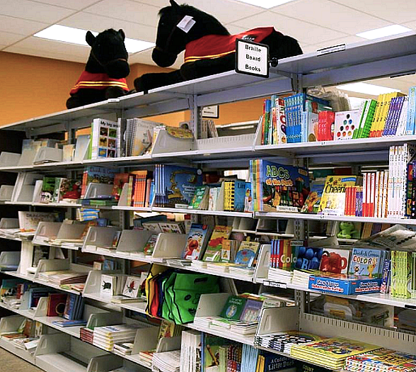 Vegas PBS Offers Free Special Needs Resource Library for Blind and Autistic Children