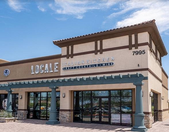 Locale Italian Kitchen Opens in Mountain's Edge
