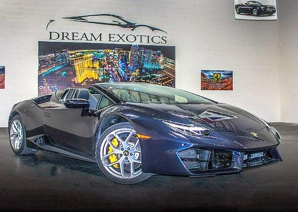 Save a Pumpkin, Carve the Road with Dream Exotics Rentals