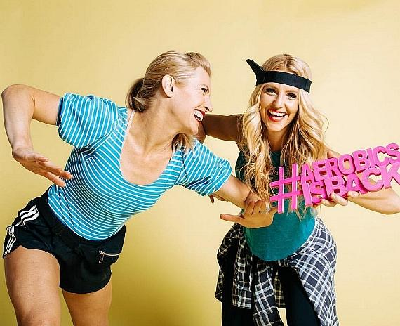 Break out the Leg Warmers! High Fitness Has Redefined Aerobics for a New Generation and It Is Not Your Mama's Workout