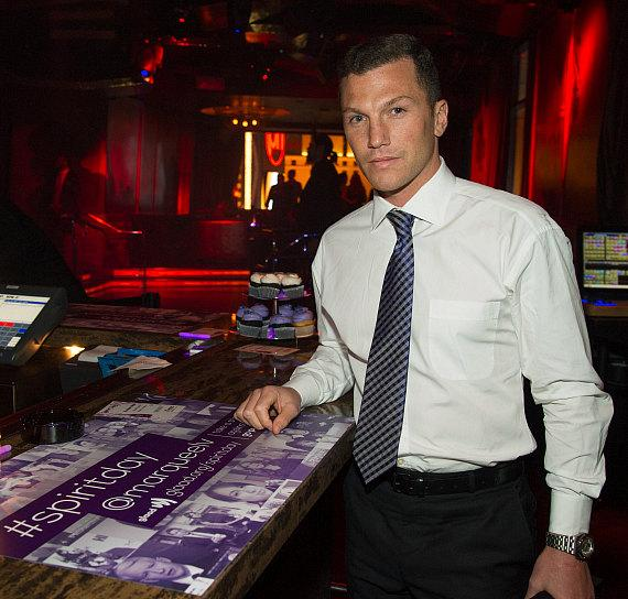 Sean Avery at Marquee