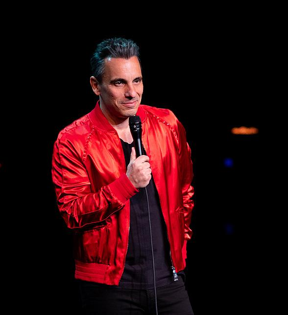 Sebastian Maniscalco Makes Wynn Las Vegas Debut with Back-to