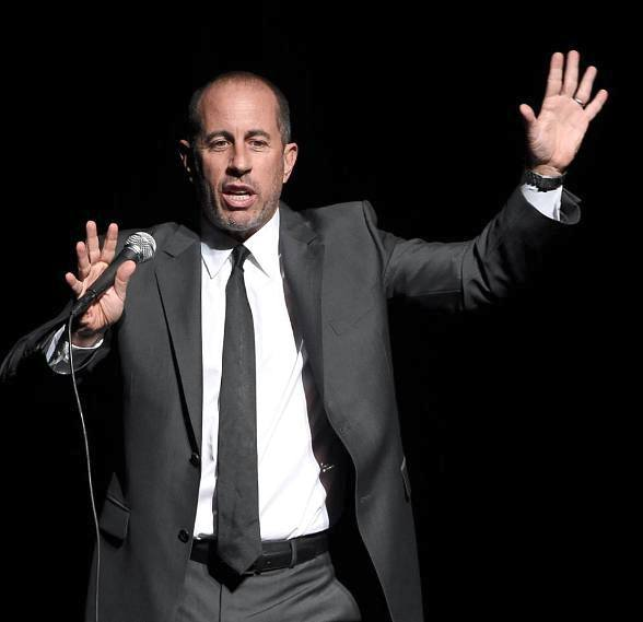 Jerry Seinfeld Returns to the Colosseum at Caesars Palace with Four Shows in 2019 February 22-23 & June 21-22