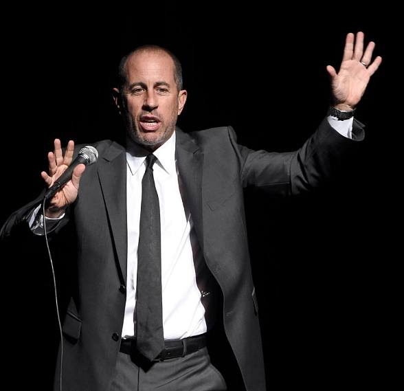Jerry Seinfeld Returns to The Colosseum at Caesars Palace for Four Shows in 2017
