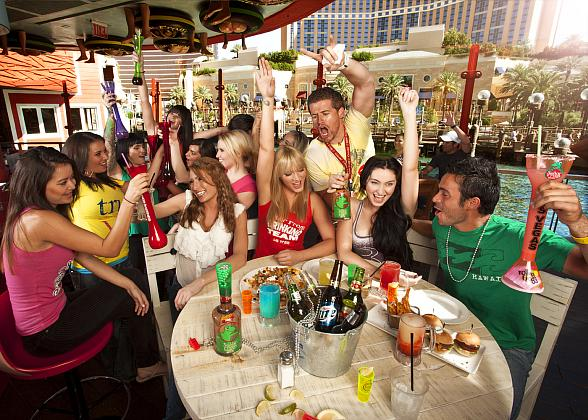 Señor Frog's Las Vegas Introduces 'Hoppy Hour'