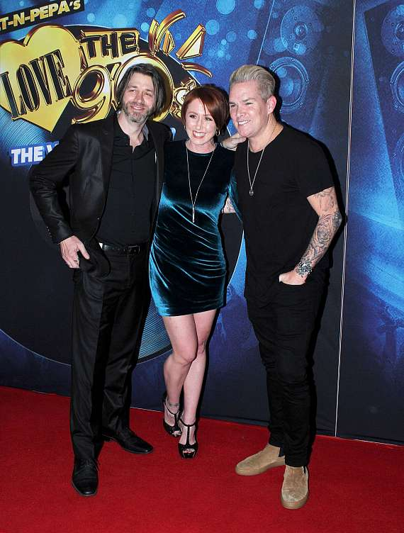 Seth Yudof, Beverly Yudof and Mark McGrath