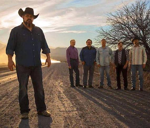 Seth Turner and The High Desert Drifters