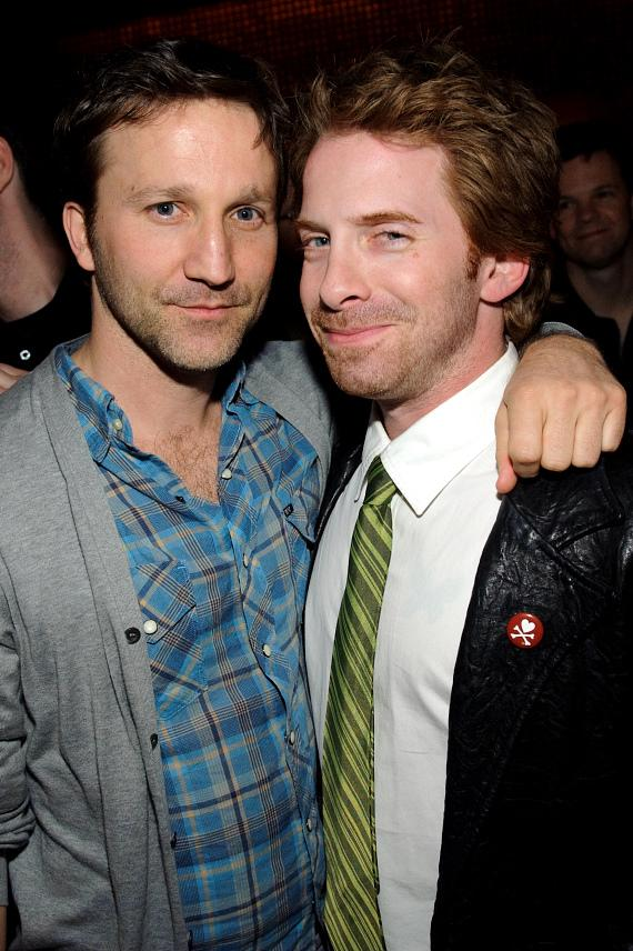 Seth Green and Breckin Meyer