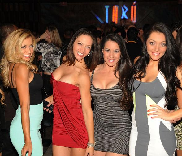 Sexy Ladies Of Miami Party At Tab 250 Ultra Lounge