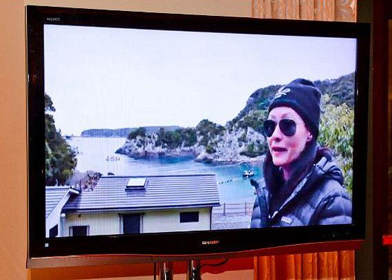 Shannen Doherty live stream from Taiji