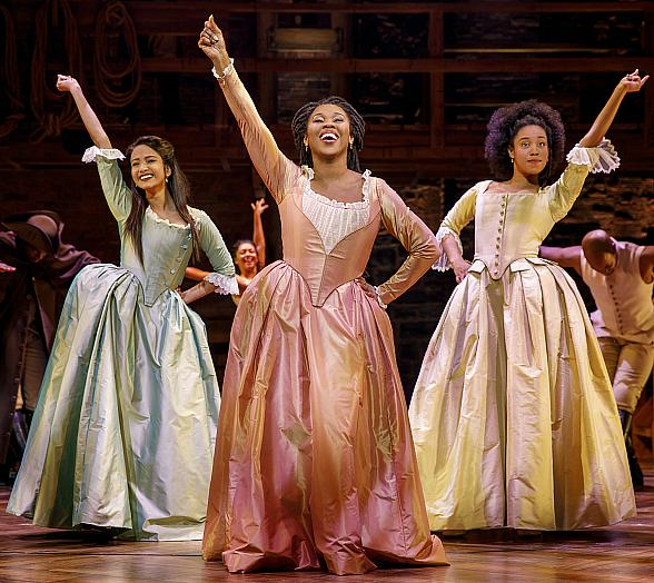 "Tickets for ""Hamilton"" Performances May 29 – June 24, 2018 at The Smith Center Go On Sale April 28"