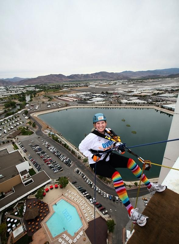 Rappel Planet Hollywood Resort & Casino to Benefit Special Olympics Nevada