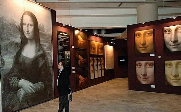 """Last Chance to see """"Da Vinci The Exhibition"""" at The Venetian's Imagine Exhibitions Gallery"""