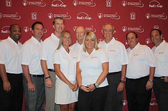 Shriners Hospitals for Children Open Announces 2013 Executive Committee Board Members