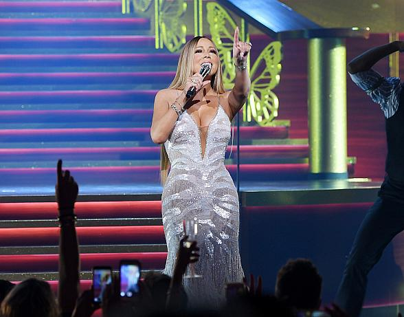 """Mariah Carey Returns to The Colosseum at Caesars Palace This Week With Her Headlining Las Vegas Residency """"The Butterfly Returns"""""""