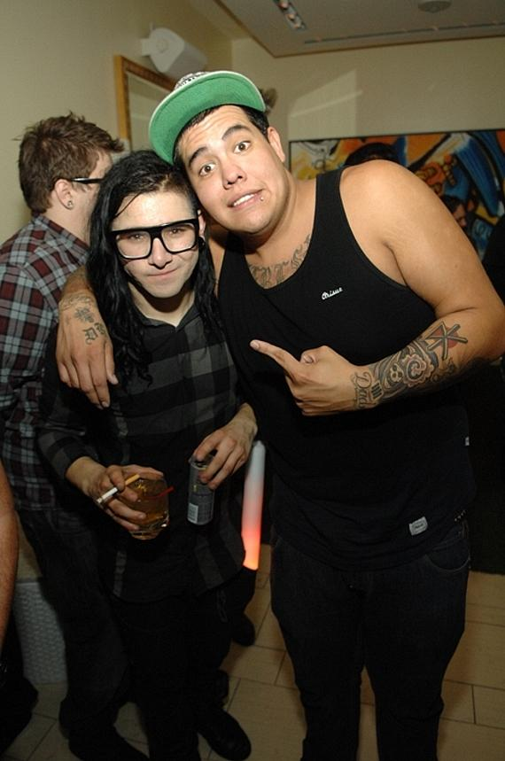 Skrillex and Rome of Sublime with Rome