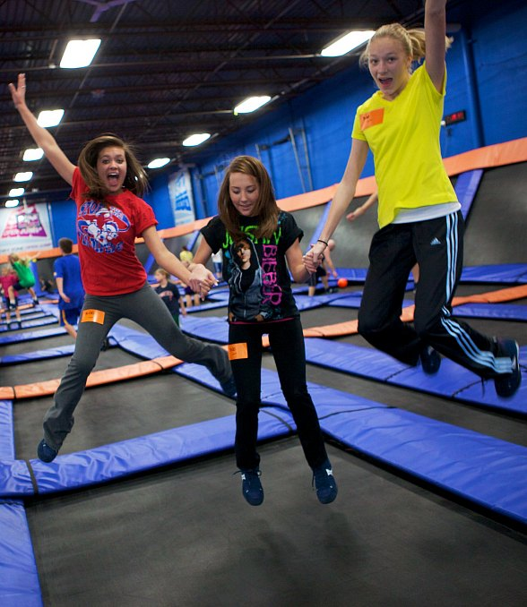 Sky Zone Indoor Trampoline Park Las Vegas to Host Public Grand Opening August 10