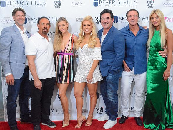 Beverly Hills Rejuvenation Center Celebrates Grand Opening with Star-Studded Party in Las Vegas