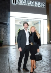 Gretchen Rossi Celebrates the Opening of Beverly Hills Rejuvenation Center in Las Vegas