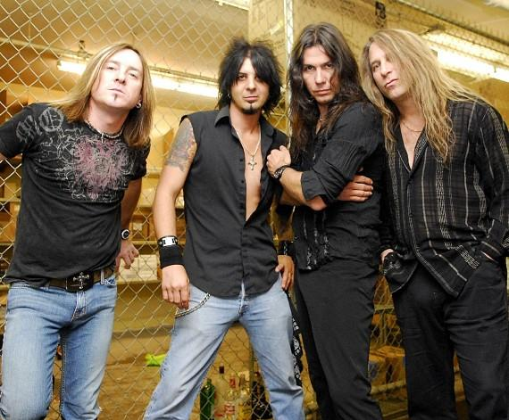 Hard Rock Bands Great White & Slaughter to Rock the Stage at Tropicana Las Vegas on November 18