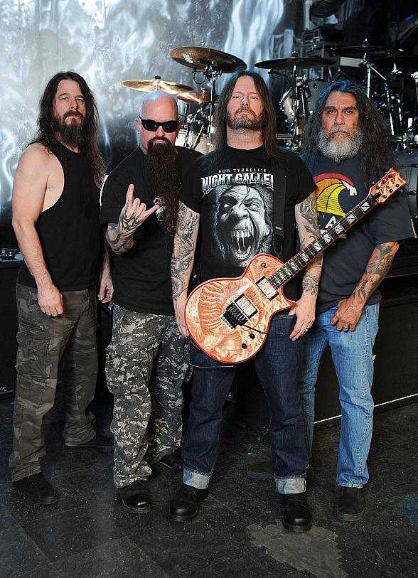 """Slayer Announces """"The Final Campaign"""", the Last Leg of Its Farewell World Tour at MGM Grand Garden Arena November 27, 2019"""