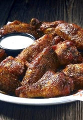 Celebrate National Chicken Wing Day on July 27 with Delicious New Smoked Wings at Hooters Casino Hotel Las Vegas