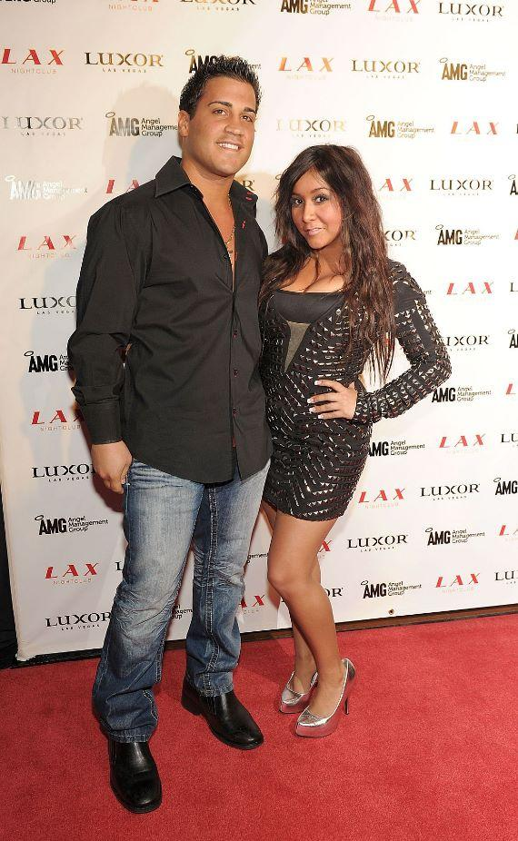 Jersey Shore S Snooki Kicks Off Spring Break At Lax