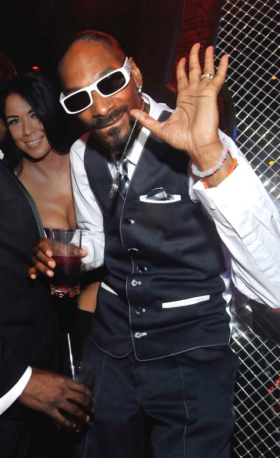 Snoop Dogg at Tryst