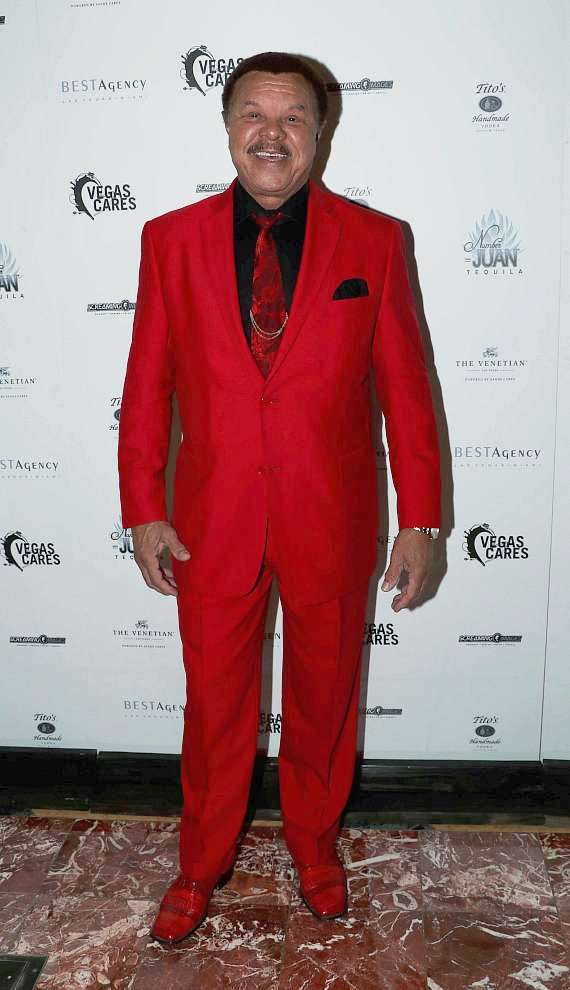 "Sonny Charles at ""Vegas Cares"" Benefit at The Venetian Las Vegas"