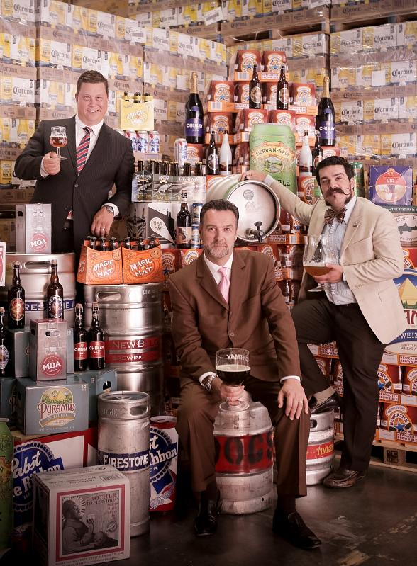 Southern Wine and Spirits of Nevada Welcomes Renowned Cicerones Russell Gardner and Samuel Merritt