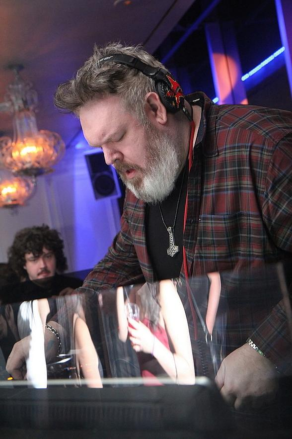 """Game of Thrones"" Actor Kristian Nairn Kicks Off Season 5 Return with DJ Set at Ghostbar at Palms Casino Resort"