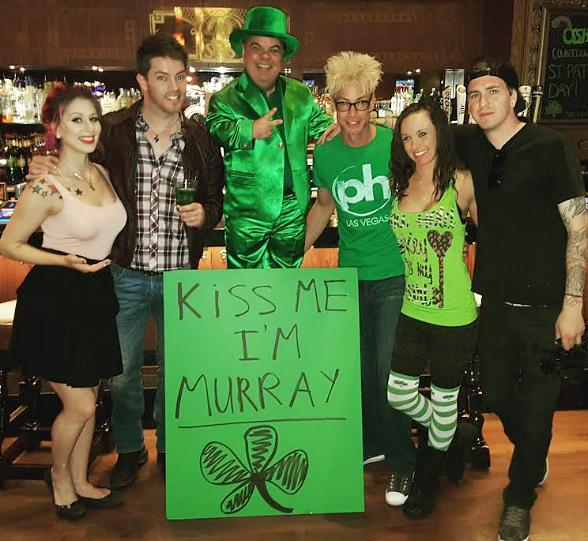 Murray's St. Patrick's Day Magic Prank with a Leprechaun