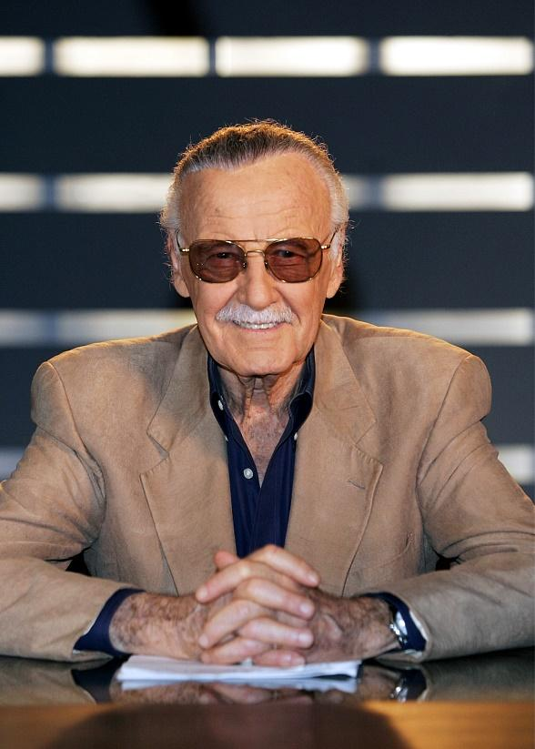 Marvel Comics Legend Stan Lee to Unveil Madame Tussauds' Marvel 4d Theater Wednesday, Nov. 20
