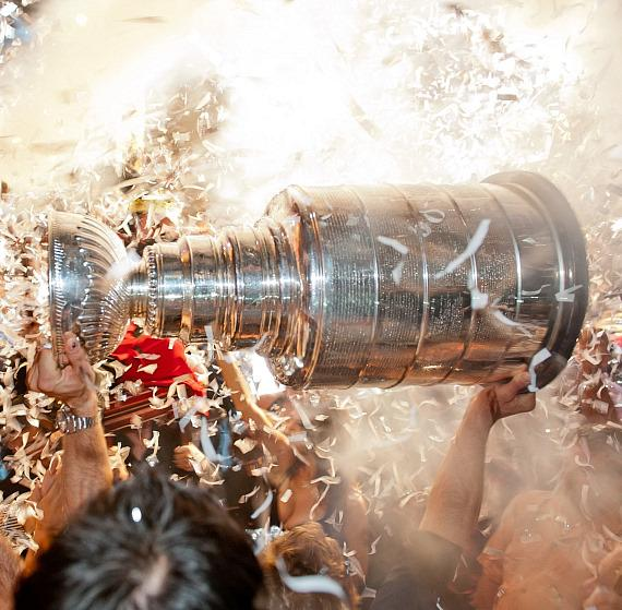 Stanley Cup at TAO