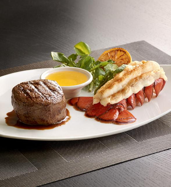 Morton's The Steakhouse Valentine's Day Special