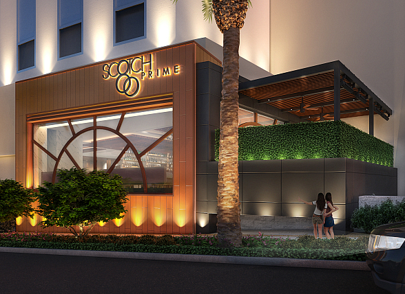 Palms Casino Resort to Unveil Signature Steakhouse, Scotch 80 Prime