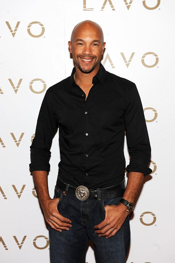 Stephen Bishop at LAVO