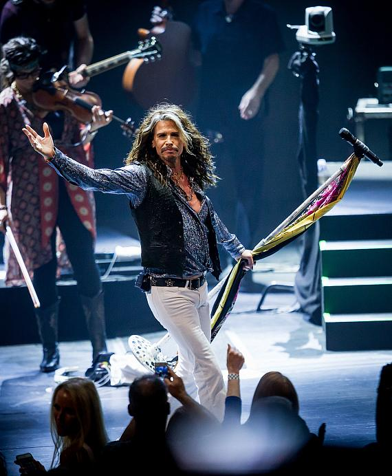Steven Tyler at The Venetian Las Vegas