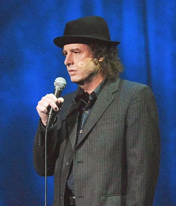 Steven Wright Makes Treasure Island Las Vegas Debut October 27