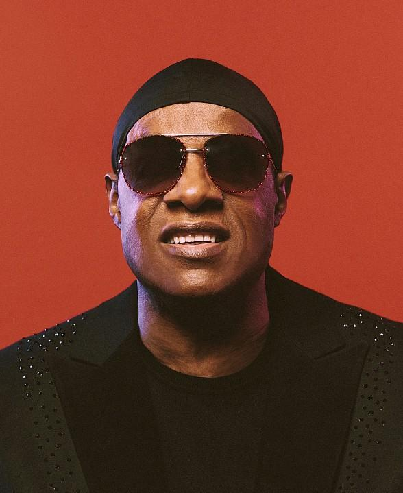 "Stevie Wonder Announces ""The Stevie Wonder Song Party: A Celebration of Life, Love & Music"" at Park Theater at Park MGM August 3, 4, 8, 10 & 11"
