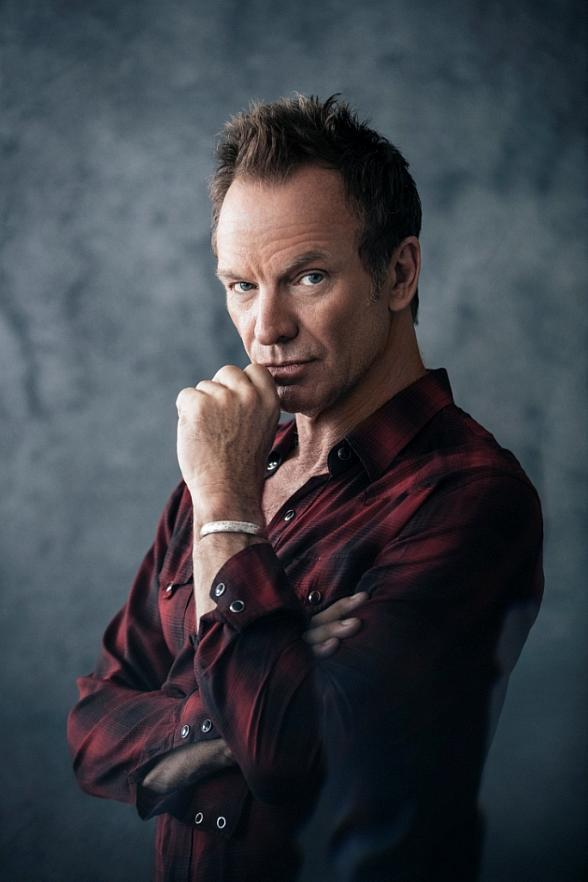 """Sting: """"My Songs,"""" the Las Vegas Residency Coming to The Colosseum at Caesars Palace"""