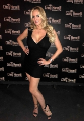 Stormy Daniels Parties at Las Vegas Gentlemen's Club, Crazy Horse III