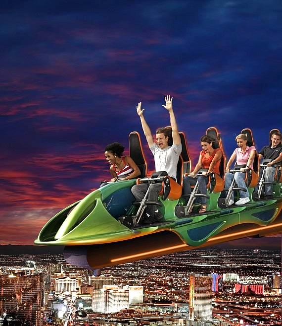 X-Scream at The Stratosphere