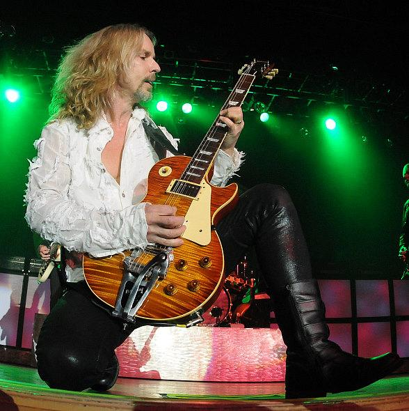 Styx Returns to The Pearl at Palms Casino Resort January 18, 2015
