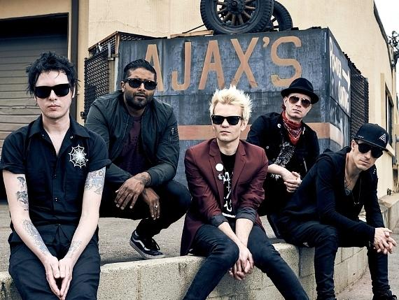 Sum 41 to perform at Brooklyn Bowl Las Vegas in May, 2018