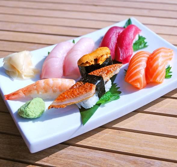 Jayde Fuzion Adds All-You-Can-Eat Sushi to Menu