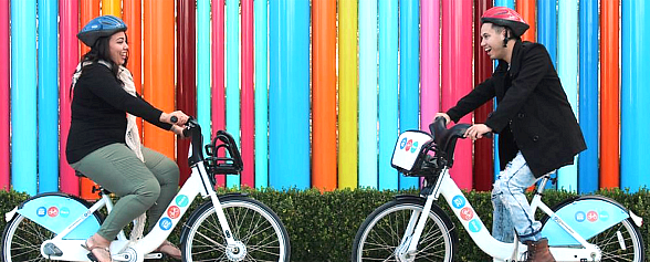 "RTC Bike Share Introduces ""Sweetheart Ride"" Contest Just In Time For Valentine's Day!"