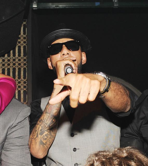 Swizz Beatz at LAVO
